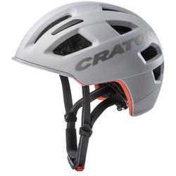 Cratoni Fahrradhelm City-Fahrradhelm C-Pure grau 54/58 - 54 cm - 58 cm