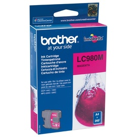 Brother LC-980M magenta