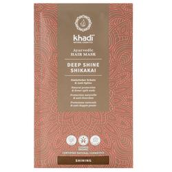 Khadi Ayurvedic Hair Mask Deep Shine Shikakai 50 ml