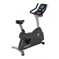 Life Fitness C3 Go inkl. Bodenschutzmatte und Brustgurt