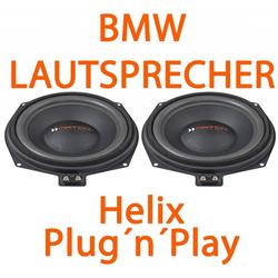 Helix Multiroom-Lautsprecher (Helix Match MS 8B-BMW.1 - 200mm Basslautsprecher)