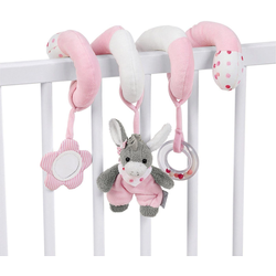 Sterntaler® Greifspielzeug Spielzeugspirale Emmi Girl
