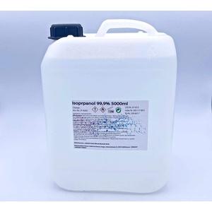 online-hut Isopropanol/Isopropylalkohol Klar 99,9% 5000 ml