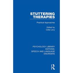 Stuttering Therapies: eBook von