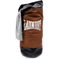 SuckUK Wäschesack Wäschesack im Boxsack Design - stehend oder mit Haken zum Aufhängen - 90l