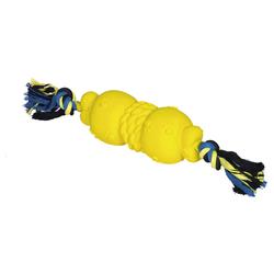 Nobby Latex Hantel mit Seil