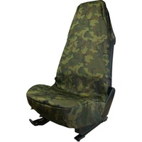1399056 Carmouflage Werkstattschoner 1 Stück Polyester Camouflage Fahrersitz