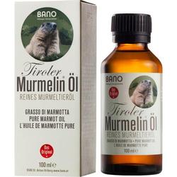 TIROLER MURMELIN Öl 100% reines Murmeltieröl 100 ml