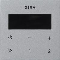 Gira Radio Weiß billiger de gira unterputz radio rds 228003 ab 111 61 im