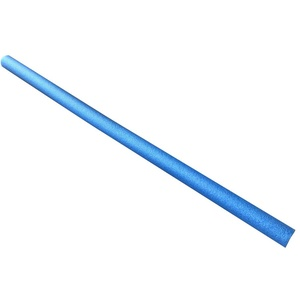 Amuse-MIUMIU Schwimmnudel Poolnudel 150x6.5 cm,Water Noodle Poolnudel Schwimmnudeln Pool Float Sticks Tupfer Swim Sticks Erwachsene Kinder Hohle Schwimmen Sticks (Blau)