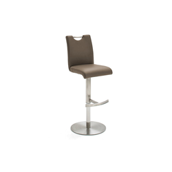 MCA furniture Barhocker Alesi in cappuccino