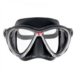 Hollis Tauchmaske - Mask M3 - schwarz