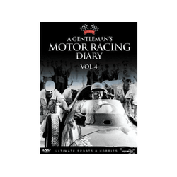 A Gentleman's Racing Diary (Vol. 4) DVD