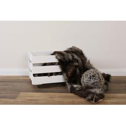 Myflair Möbel & Accessoires Aufbewahrungsbox Malik, Holz