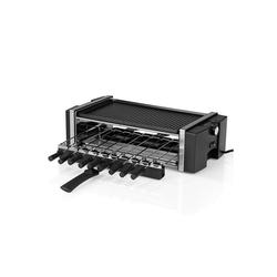 MAXXMEE Raclette, Multi-Raclette-Grill 3in1