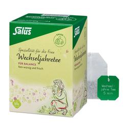 WECHSELJAHRETEE Bio Salus Filterbeutel 15 St