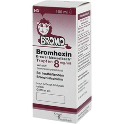 BROMHEXIN K.Meuselb.Trf.8mg/ml