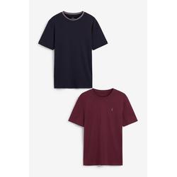 Next Pyjama Pyjama-Set aus Jersey (2 tlg) rot 31 - XL