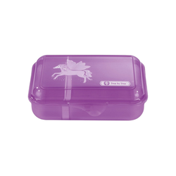 Step by Step Lunchbox, Polypropylen, Polypropylen lila