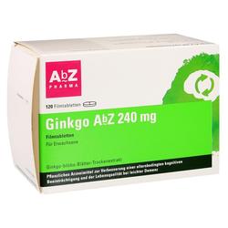 Ginkgo AbZ 240 mg