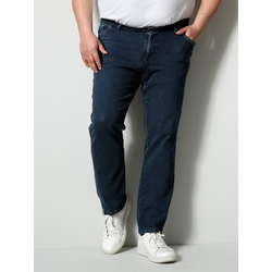 Bi-Strech Jeans Men Plus Dark blue