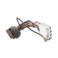 Radioadapter Mitsubishi auf ISO CHP