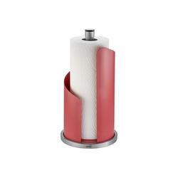 GEFU Küchenrollenhalter Küchenrollenhalter CURVE, (1-St) rot