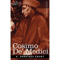 Cosimo de' Medici als Buch von K. Dorothea Dorothea Ewart