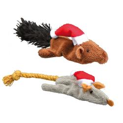 TRIXIE Katzen-Weihnachtsspielzeug