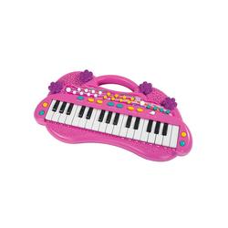 SIMBA Spielzeug-Musikinstrument Keyboard rosa