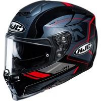 HJC Helmets HJC RPHA 70 Coptic Grau Rot XL