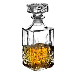 Alpina Glas Whisky Karaffe, 1 Liter