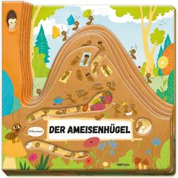 Trötsch Fensterbuch Der Ameisenhügel als Buch von