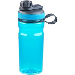 BPA-freie Sport-Trinkflasche, 700 ml, auslaufsicher, blau