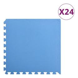 vidaXL Bodenmatte vidaXL Bodenmatte EVA-Schaum Schutzmatten Puzzlematten Matten mehrere Auswahl 60 cm x 60 cm x 1 cm