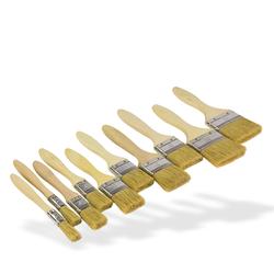 Malerpinsel Pinselset 13-63 mm 10 tlg. Set