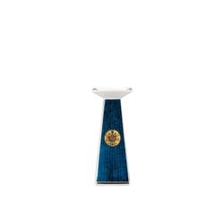 Rosenthal Tischkerzenhalter Rosenthal Heritage Dynasty Leuchter 22 cm blau