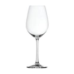 SPIEGELAU Gläser-Set Salute Rotweinglas 4er Set, Kristallglas weiß