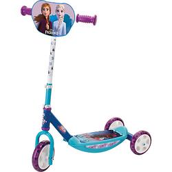 Frozen 2 Roller, 3 Räder blau/lila