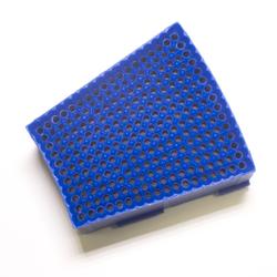 Ersatzsegmente für Löwen Valley Darts Einzeln Trapez | Blau