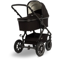 Moon Nuova Air black inkl. Babywanne