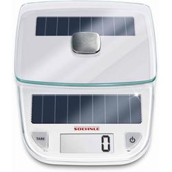Soehnle Küchenwaage Easy Solar, (2-tlg)