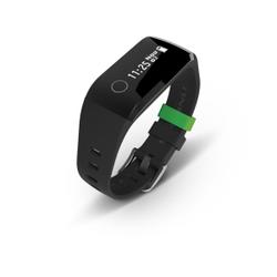 SOEHNLE Fit Connect 200 Fitness-Tracker, Aktivitätstracking von Schritten, Distanz, Aktivitätsdauer und Kalorienverbrauch, Farbe: schwarz
