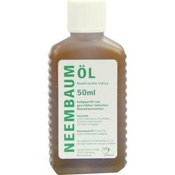 NEEMBAUMÖL 50 ml