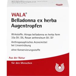BELLADONNA EX HERBA Augentropfen 15 ml