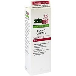 SEBAMED Trockene Haut 5% Urea akut Handcreme 75 ml