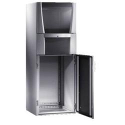 Rittal PC 5366.100 PC-Schranksystem 600 x 1600 x 636 Stahl Grau 1St.