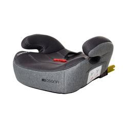 Osann Kindersitzerhöhung Sitzerhöhung Lux Isofix & Gurtfix, Universe Grey