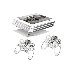 SPEEDLINK Sticker for PS4 PRO & Controller  Skull