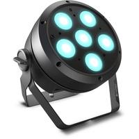 Cameo ROOT PAR 6 LED-PAR-Scheinwerfer Anzahl LEDs (Details): 6 12W RGBAW + UV PAR Scheinwerfer